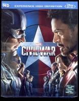 Captain America: Civil War - BD(Blu-ray English)