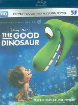 The Good Dinosaur - 3D BD(3D Blu-ray English)