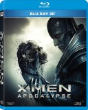 X-Men: Apocalypse 3D Blu Ray (3D Blu-ray...