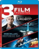 I-ROBOT/INDEPENDENCE DAY/JUMPER BLU RAY ...
