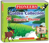 GOLDEN COLLECTION OF NURSERY RHYMES(VCD English)