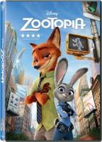 Zootopia(DVD English)