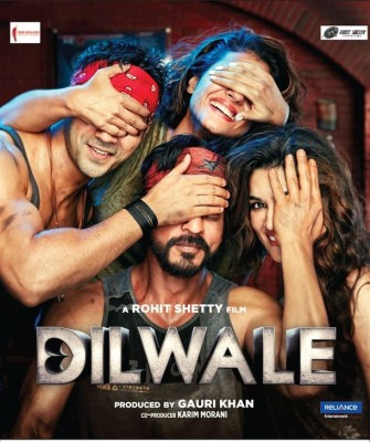 Dilwale(Blu-ray Hindi)
