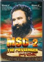 MSG 2 - The Messenger - Hindi DVD(DVD Hindi)