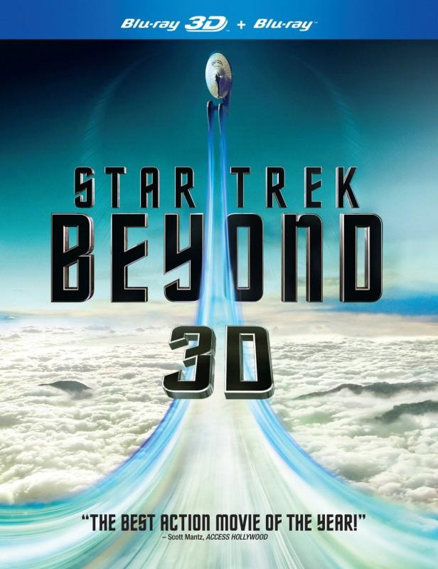 Star Trek Beyond 3D(3D Blu-ray English)