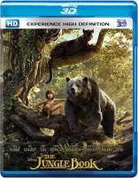The Jungle Book - 3D BD(3D Blu-ray English)