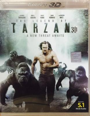 The Legend Of Tarzan 3D(3D Blu-ray English)