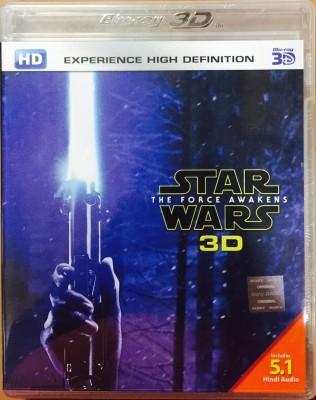 Star Wars The Force Awakens (3D)(3D Blu-ray English)