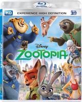 Zootopia(3D Blu-ray English)