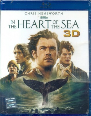 In The Heart Of The Sea - 3D BD