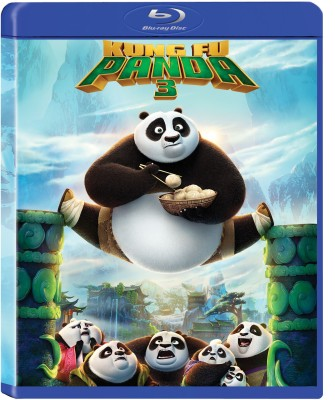 KUNG FU PANDA 3(Blu-ray English)
