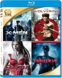 X-MEN/WOLVERINE/ELEKTRA/DAREDEVIL (BD) (...