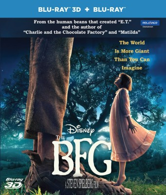 The BFG(3D Blu-ray English)