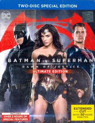 Batman V Superman: Dawn of Justice - Ultimate Edition BD
