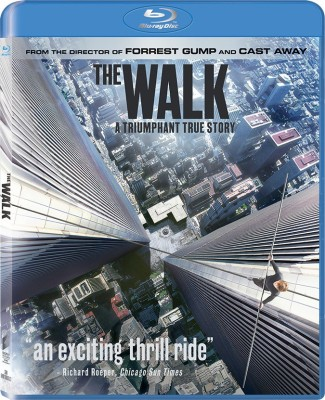 THE WALK(Blu-ray English)
