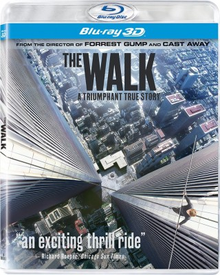 THE WALK(3D Blu-ray English)