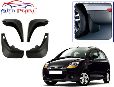 Auto Pearl Cars Front Mud Guard, Rear Mud Guard For Chevrolet Spark NA