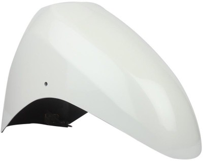 Magsons Front Mud Guard For Honda Activa NA(White)
