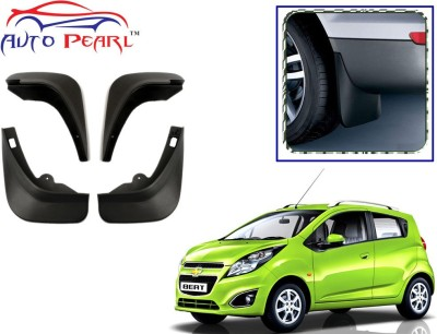 Auto Pearl Cars Front Mud Guard, Rear Mud Guard For Chevrolet Beat NA