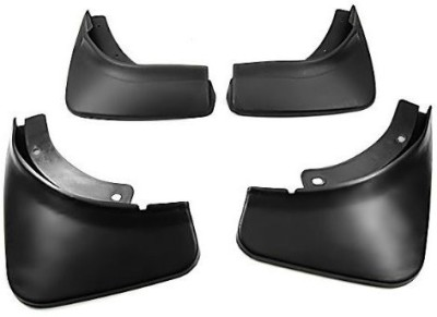 FloMaster Cars Front Mud Guard, Rear Mud Guard For Ford Figo NA
