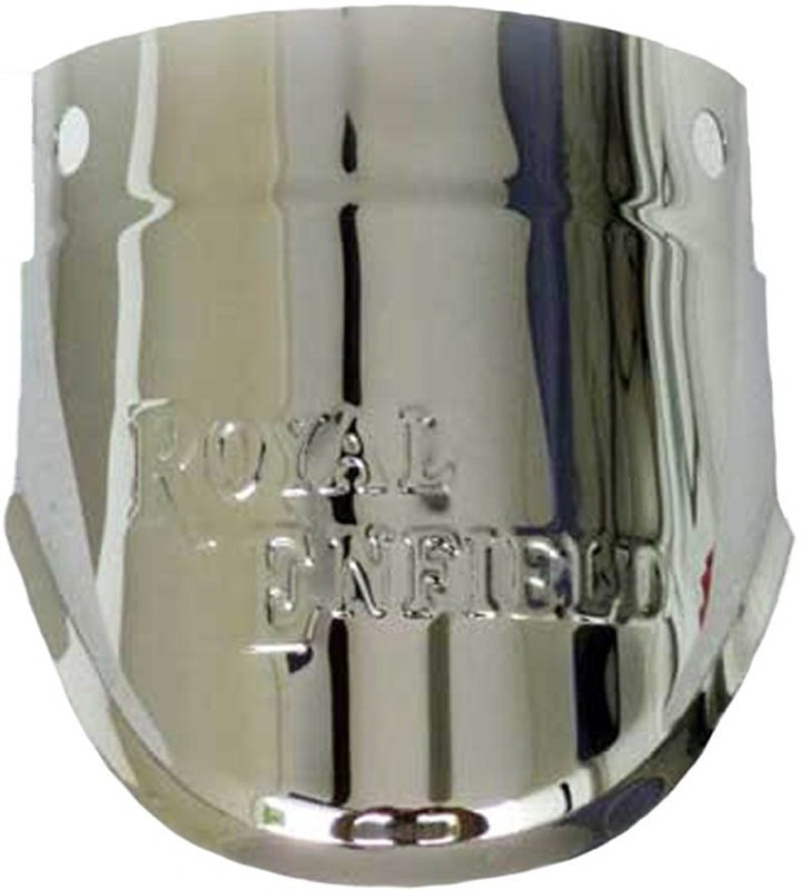 Eshop Bikes Front Mud Guard For Royal Enfield Electra 2015(Silver)