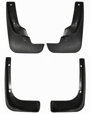 Agastya Cars Front Mud Guard, Rear Mud Guard For Renault Go+ 2015