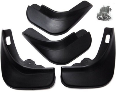 AutoSun Cars Front Mud Guard, Rear Mud Guard For Toyota Etios