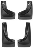 A2D Rear Mud Guard For Tata Nano NA (Bla...