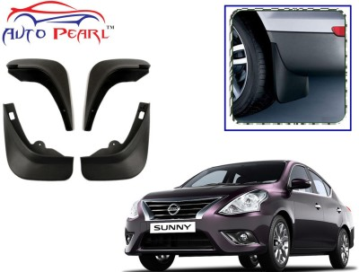 Auto Pearl Cars Front Mud Guard, Rear Mud Guard For Nissan Sunny NA