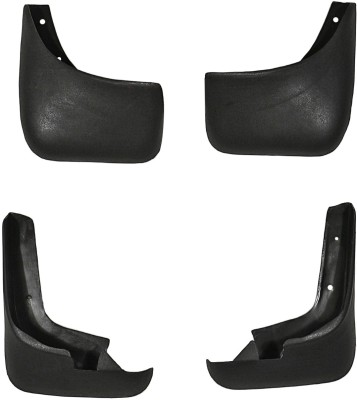 Agastya Cars Front Mud Guard, Rear Mud Guard For Chevrolet Spark 2015