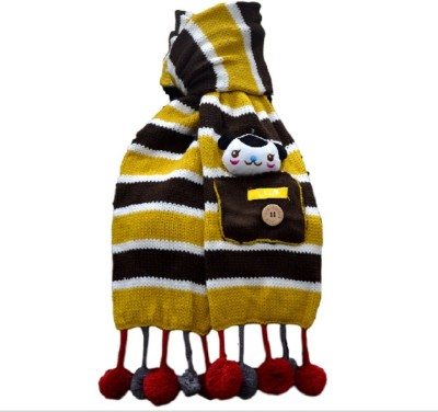 Portia Striped Boy,s, Girl's Muffler