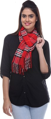 Glasgow Checkered Women's Muffler