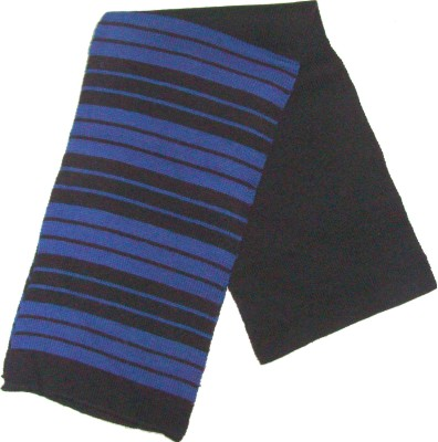 BLYSS Striped Women,s, Men's Muffler