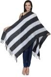 One Femme Striped Women's Muffler