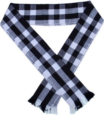 Graceway Checkered Mens Muffler