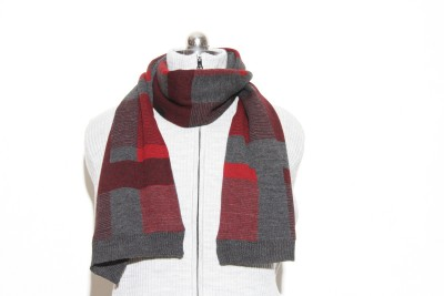 513 Checkered Men's Muffler
