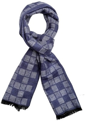 Espana Checkered Men,s Muffler