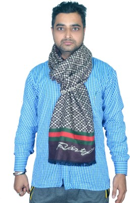 Royal Kashmir Graphic Print Men's Muffler