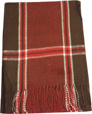 Graceway Striped Mens Muffler