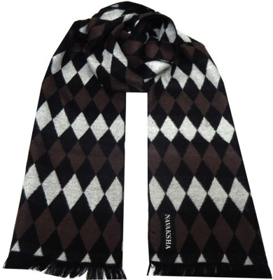 Navaksha Graphic Print Men's Muffler