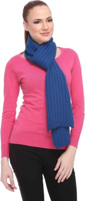 CLUB YORK 713 Solid Women's Muffler