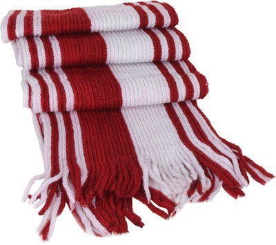 Gumber Striped Mens Muffler
