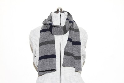 513 Striped Men's Muffler