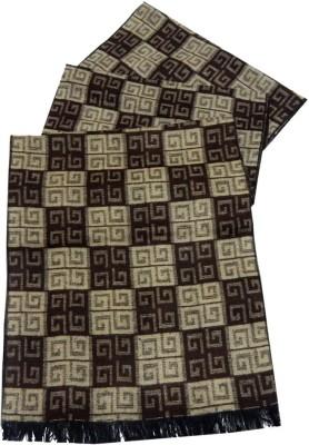 Navaksha Geometric Print Men's Muffler