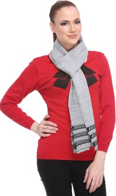 CLUB YORK 717 Solid Women's Muffler