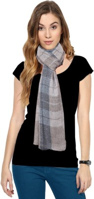 IndiStar Checkered Women's Muffler