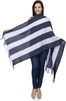 One Femme Striped Women's Muffler