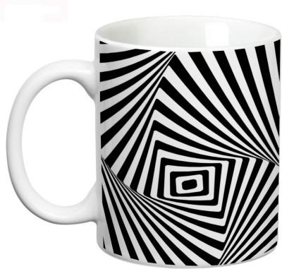 Prithish Pscychological Illusions Design 2 Ceramic Mug