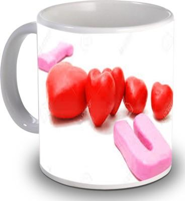 PSK I Love You H198 Ceramic Mug
