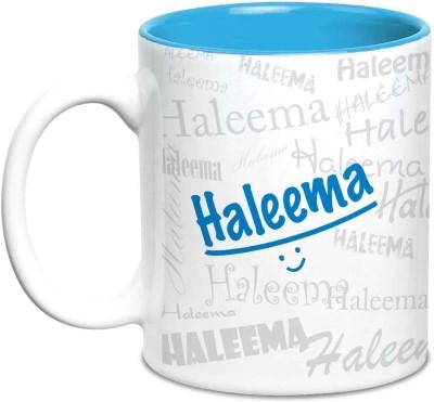 Hot Muggs Me Graffiti - Haleema Ceramic Mug